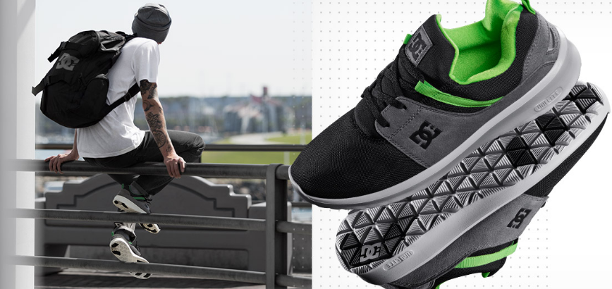Акции DC Shoes в Николаевске